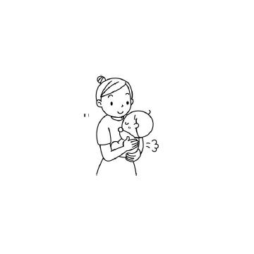 체온과 육아 정보